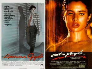 Schrader American Gigolo y Cat People